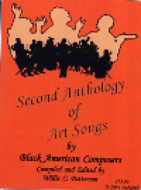 Second Anthology of Art Songs by Black American Composers